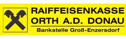 Logo Raiffeisen Orth