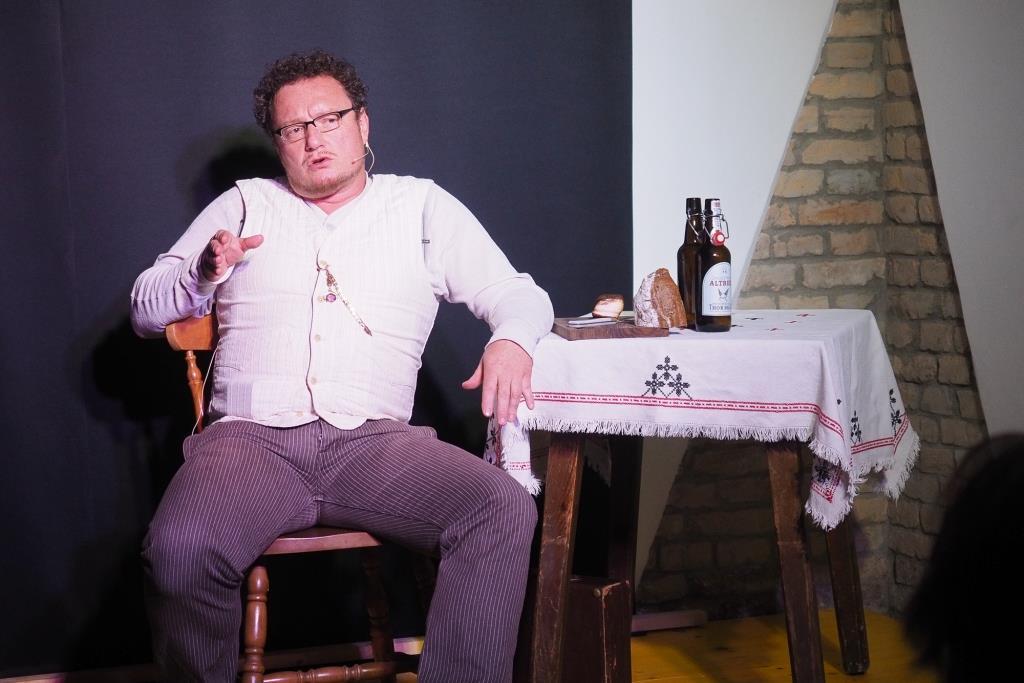 "Didi Sommer – ""Aufschneidn"" (Kabarett), Kotter"